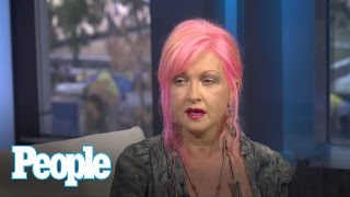 Download Cyndi Lauper Opens Up About Her Battle with Psoriasis   People Video