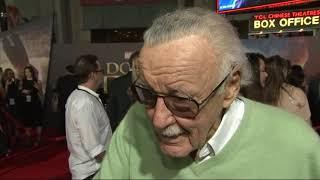 Download Stan Lee, creator of a galaxy of Marvel superheroes, dies Video