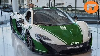 Download Los 10 Coches Más Impresionantes De La Policía De Dubai Video