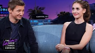 Download Jeremy Renner & Alison Brie on Bachelorette Parties Video