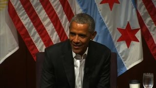 Download Obama: What's been going on since I've been gone Video