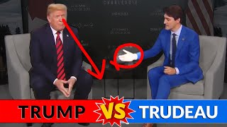 Download ALPHA BATTLE Between TRUMP and TRUDEAU at the G-7 (Who Do You Think Won?) Video