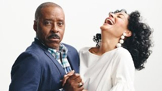 Download Courtney B. Vance and Tracee Ellis Ross - Actors on Actors – Full Conversation Video