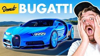 Download BUGATTI - Everything You Need to Know | Up to Speed Video