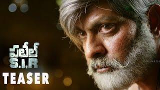 Download Patel S.I.R Movie Teaser - Jagapathi Babu || Vasu Parimi || Vaaraahi Chalana Chitram Video