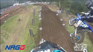 Download GoPro | Nathan Crawford MX2 Moto 1 - 2015 Mx Nationals RD9 Toowoomba Video