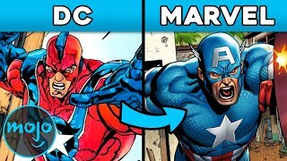 Download Top 10 Characters DC Stole from Marvel Video