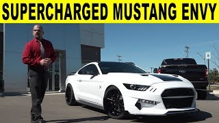 Download 2017 Ford Mustang GT Supercharged Coyote Special Edition Race Car Video