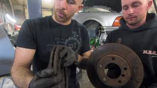 Download Angle kit and coilover install on Sterlings e36 drift missile Video