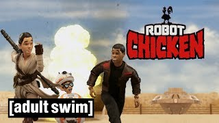 Download Robot Chicken | The Farce Awokens | Adult Swim UK 🇬🇧 Video