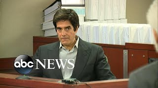 Download David Copperfield reveals illusion under oath Video
