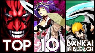 Download Top 10 Bankai In Bleach Video
