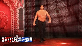 Download The Great Khali returns to assist Jinder Mahal in his Punjabi Prison Match: WWE Battleground 2017 Video