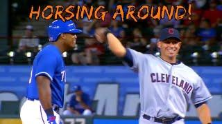 Download MLB Horsing Around Video
