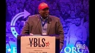 Download Mark Keith Robinson speaks at Young Black Leadership Summit Video