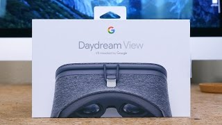Download Google Daydream View Unboxing and Review Video
