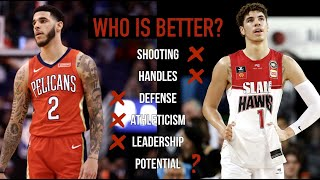 Download Is Lamelo Ball Already BETTER Than Lonzo? Video