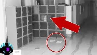 Download 6 Cosas Paranormales Captadas en Colegios Video