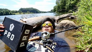 Download Physically EXTREME 5-Lake Fishing Challenge!!! (95 Degress + Heat Stroke + NO Car) Video