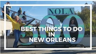 Download The best things to do in New Orleans for 3 days Video
