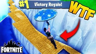 Download WINNING OUT OF THE MAP! - Fortnite Funny Fails and WTF Moments! #61 (Daily Best Moments) Video