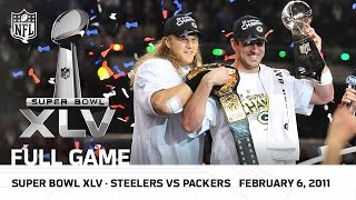 Download Super Bowl XLV | Packers vs. Steelers | NFL Full Game Video