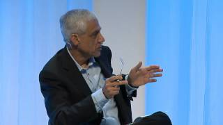 Download Fireside chat with Google co-founders, Larry Page and Sergey Brin with Vinod Khosla Video