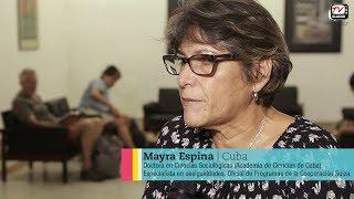 Download Mayra Espina: ″Cuba demostró que aún en una economía pequeña es posible hacer redistribución″ Video