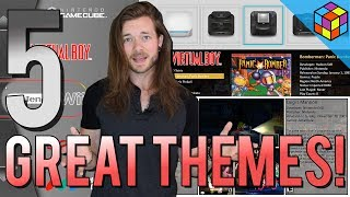 Download 5 Great LaunchBox BIG BOX Themes You Should Check Out! Video