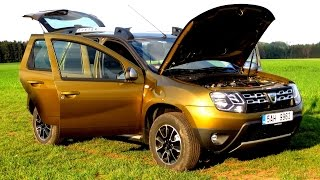 Download Dacia Duster 2016 Walkaround (Engine, Interior, MediaNav, Design) Video