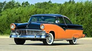 Download Automobiles of the 40's and 50's Video