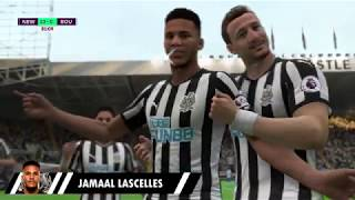 Download FIFA 18 Newcastle United Updated Faces (November update) Video
