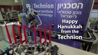 Download For Hanukkah Light that Menorah Technion Rube Goldberg Machine Chanukah Video