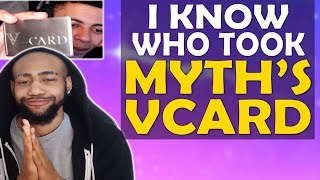 Download 20 KILLS | WHO TOOK MYTH'S V-CARD!? - (Fortnite Battle Royale) Video