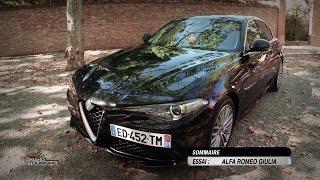 Download Essai Alfa Romeo GIULIA émission Grand Tourisme Video