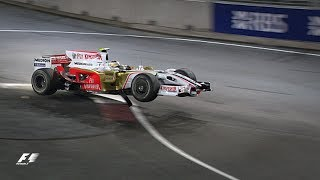 Download Remembering The Notorious 'Singapore Sling' Chicane   Singapore Grand Prix Video
