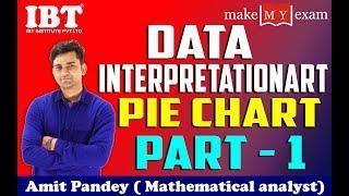 Download Data Interpretation Pie Chart part - 1 | Data Interpretation shortcuts by Amit Pandey Video