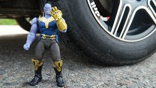 Download CAR VS THANOS INFINITY WAR Video