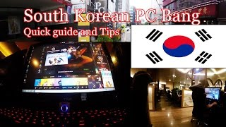 Download South Korea PC Bang PC방 (Guide and Tips) for you're first time, Overwatch rules SK Video