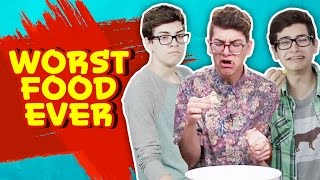 Download NOAH'S TOP 5 WORST FOODS EVER Video