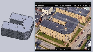 Download Google Maps to 3D CAD Video