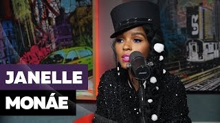 Download Janelle Monáe On Kanye West, Sexuality & Looks Back At First Time She Met Prince Video