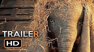 Download Dumbo Official Trailer #1 (2019) Tim Burton Disney Movie HD Video