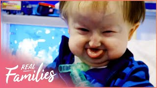 Download Being Born With Hallermann-Streiff Syndrome | Temple Street Children's Hospital | Real Families Video