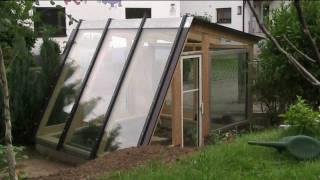 Download building a diy designer greenhouse in 5 minutes Video