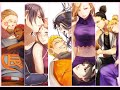 Download Naruto Canon Couples and their Children (I Need Your Love) Video