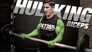 Download How to Get Big Biceps - GUARANTEED!! (Hulk Arms) Video