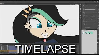 Download Adobe Animate CC Animation Timelapse Video