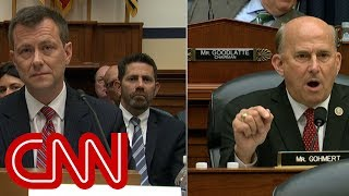 Download Strzok hearing erupts: You need your medication! Video