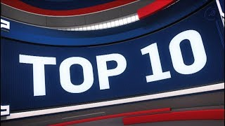 Download Top 10 Plays of the Night: November 29, 2017 Video